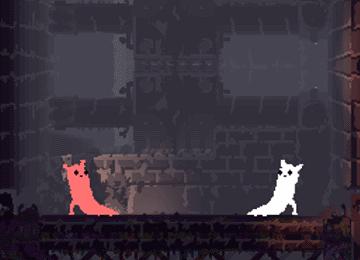 обычный слизнекот и слизнекот охотник