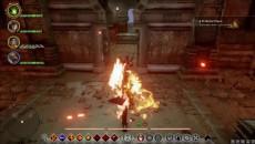 """Dragon Age: Inquisition """"Запретный Оазис - Открытие всех дверей в храме Соласан"""""""