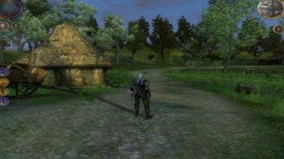 The Witcher E3 2006 #3