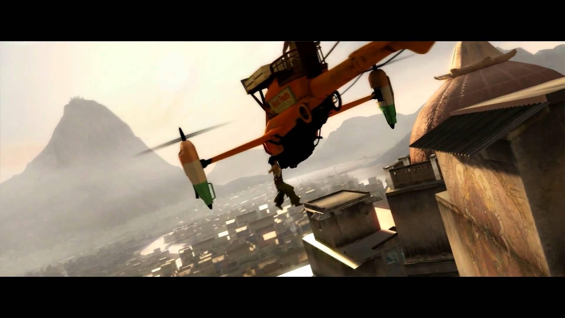 Кинематографический трейлер иарты Beyond Good and Evil 2— E3 2017