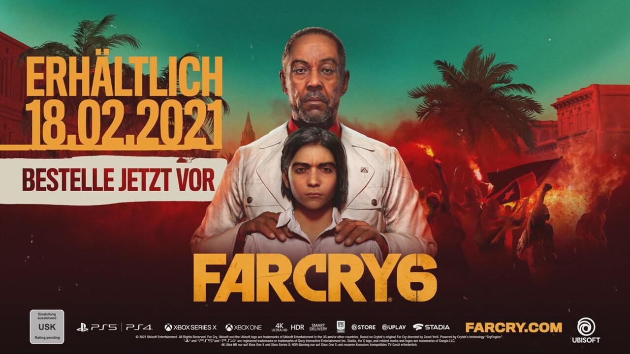 В сеть утёк трейлер Far Cry 6