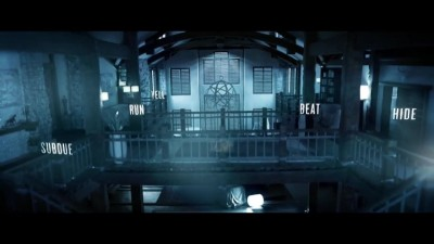 "Until Dawn ""Трейлер Aftermath"""