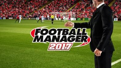 Football Manager 2017 вышел на PC