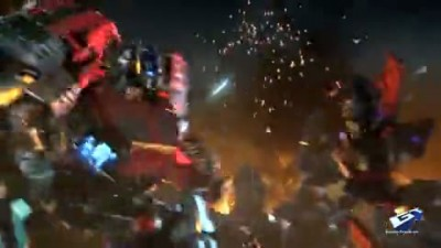 "Transformers: Fall of Cybertron ""E3 2012: Cinematic Trailer"""