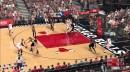 NBA 2K17 - Portland Trail Blazers vs Chicago Bulls | Игровой процесс (PC HD)