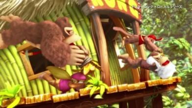 Трейлер Donkey Kong Country: Tropical Freeze (Nintendo Switch)