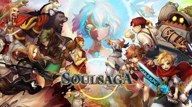 Проект Soul Saga жив и здоров, он медленно, но верно ползёт к релизу
