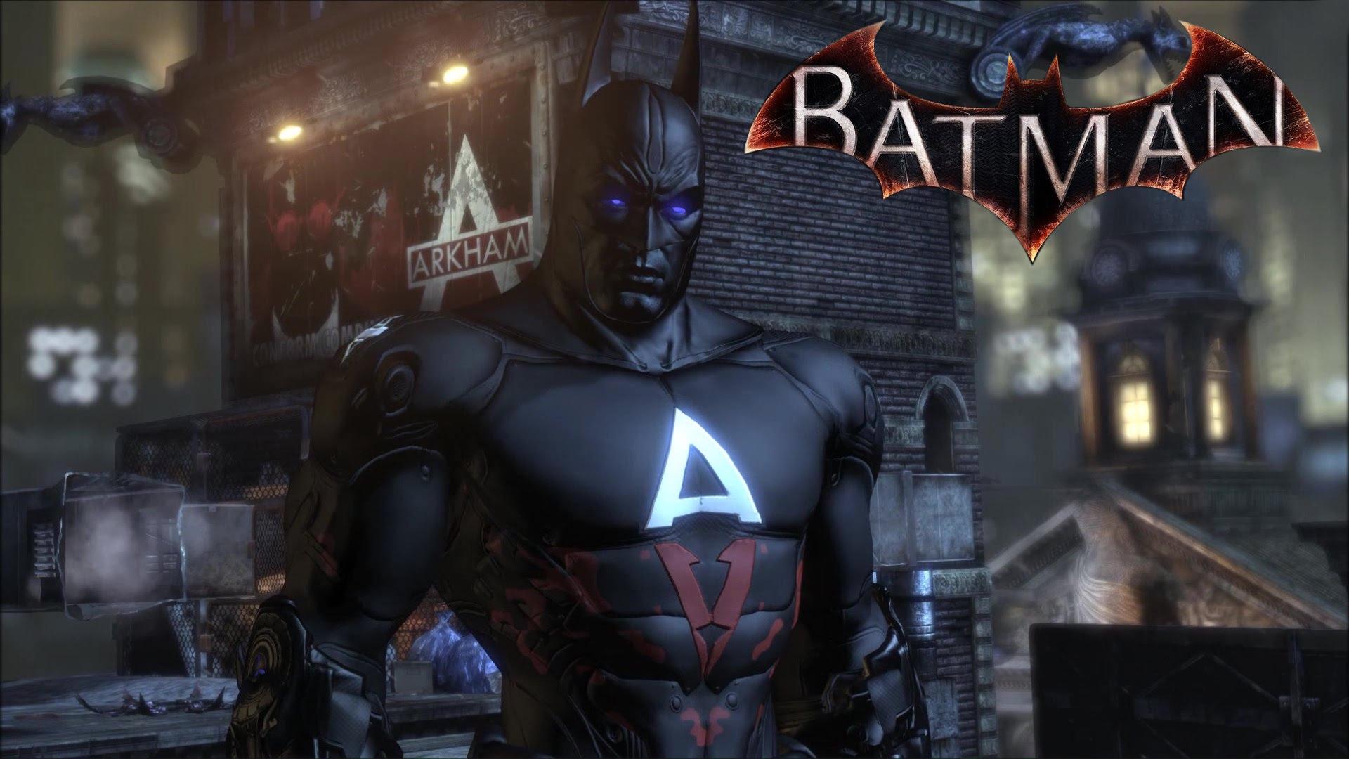 Скачать моды для batman arkham knight