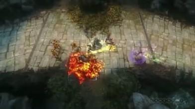 "Guardians of Middle-earth ""Choose Your Side геймплейный трейлер"""