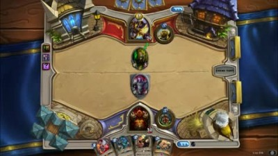 "Hearthstone: Heroes of Warcraft ""Paladin vs. Warrior"""