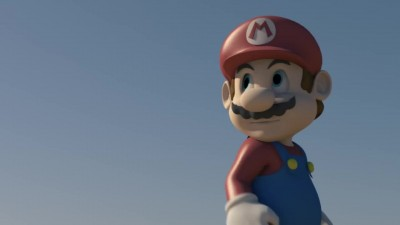 Steve and Mario - Cool Friend (3D Animation)