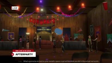 Портал IGN показал 12 минут геймплея приключенческой игры Afterpaty в рамках Е3 2018