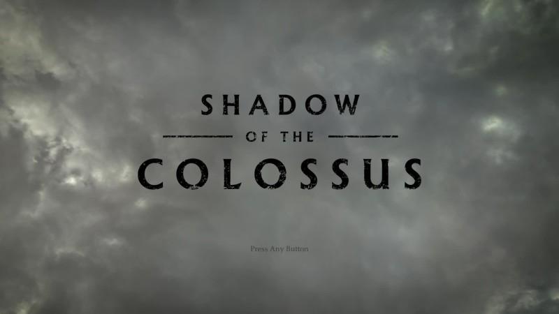 Комментарии разработчиков Shadow of the Colossus