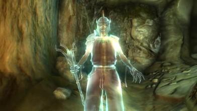 Oblivion Секретная Пещера Потерянного Мальчика