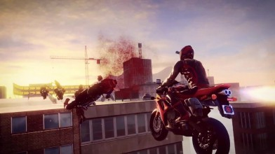Road Redemption: трейлер выхода на Xbox One