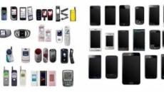 телефоны до iphone и после