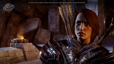 "Dragon Age: Inquisition ""DLC ""Чужак"" - прохождение. Часть 13"""