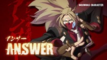 Guilty Gear Xrd: Rev 2 - Персонажи Baiken и Answer
