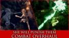 Обновлённая боевая система в новом трейлере She Will Punish Them