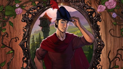 "Релиз перевода King""s Quest: Chapter 3 - Once Upon a Climb"