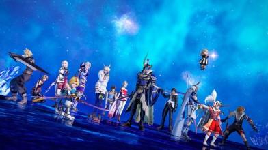 22 ноября станет доступно бесплатное демо Dissidia: Final Fantasy NT