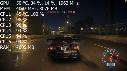 Need For Speed Fx 6300 Gtx 1070 Full Hd