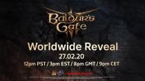Официальная демонстрация игрового процесса Baldur's Gate 3