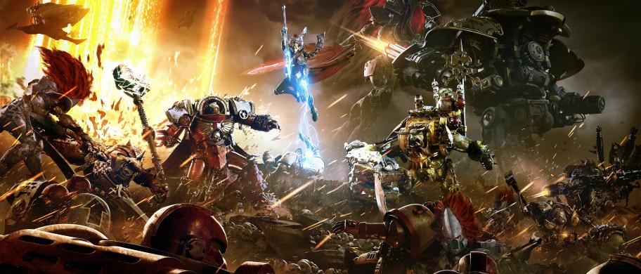 Нас ждёт несколько AAA-игр по вселенной Warhammer