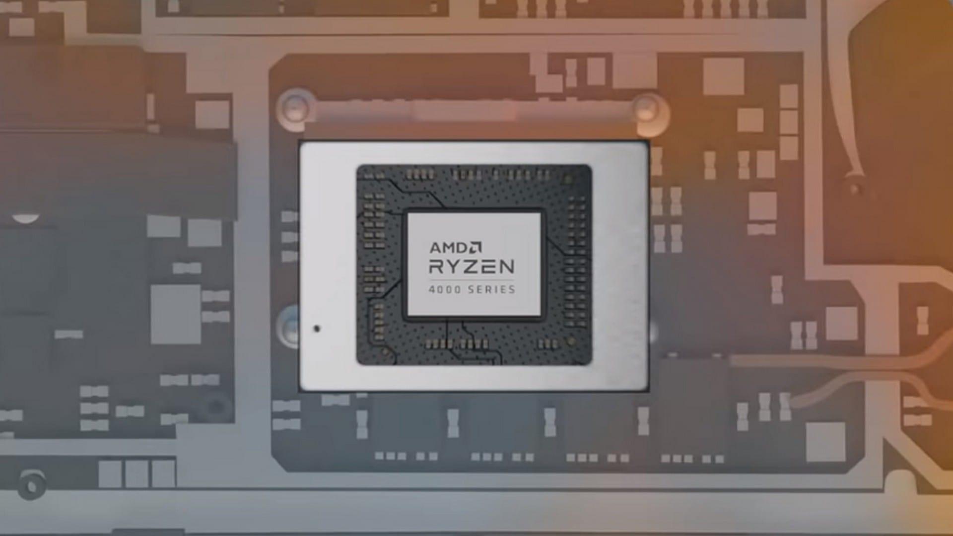 Странный процессор AMD в основе нового ноутбука Microsoft. Компании снова готовят уникальное предложение