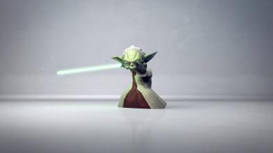 Star Wars: Galaxy of Heroes - Трейлер Мастер Йода