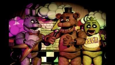 Теории и Факты игры Five Nights At Freddy's 2