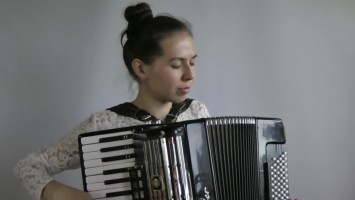 "TES 5 ""Skyrim Accordion Cover [Прикол]"""