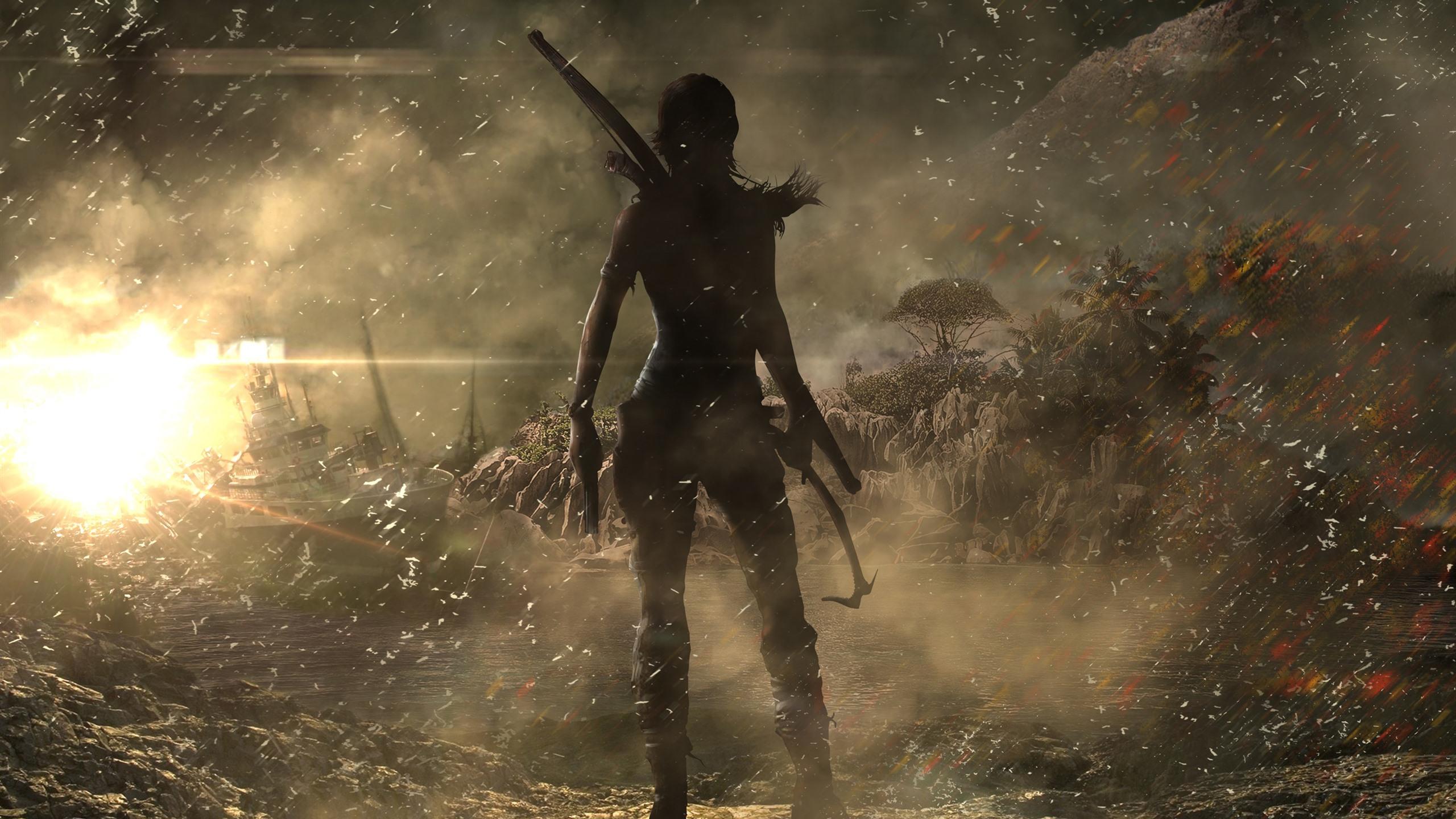 Расхитительница гробниц скоро вернется - Crystal Dynamics работает над новой Tomb Raider