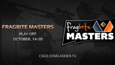 CS:GO Fragbite Masters Season 3 - Playoff