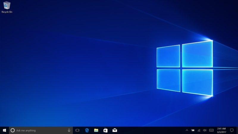 Тестовые сборки Windows 10 будут весить менее 1 ГБ