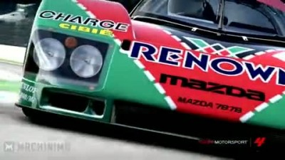 "Forza Motorsport 4 ""American Le Mans Series Pack Trailer"""