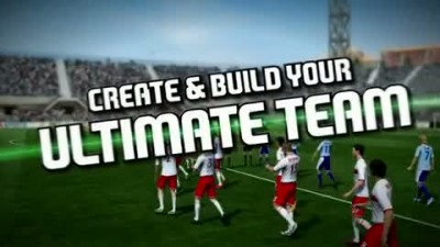 "FIFA 11 ""Ultimate Team Trailer """
