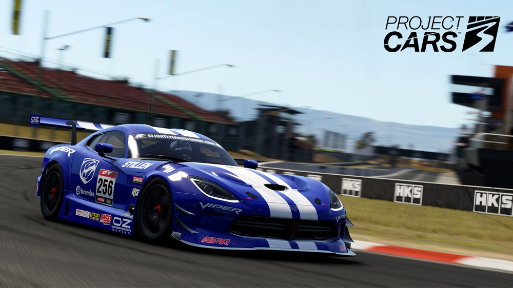 Новые скриншоты Project CARS 3