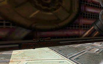 AWP fire smash CS GO для GTA San Andreas