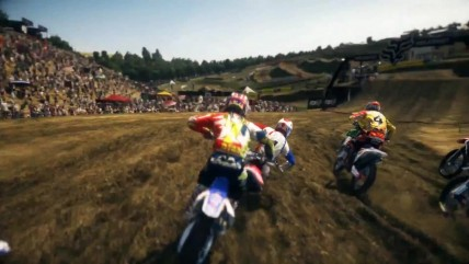 "MXGP2: Motocross of Nations ""Трейлер"""