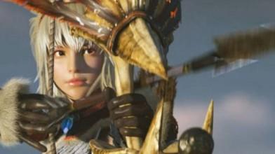 Создание персонажа в Monster Hunter Online