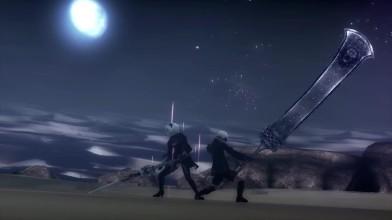 2B из NieR: Automata появится в Monster Hunter Online