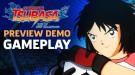 Безумный аниме-футбол у вас на ПК и консолях - представлены геймплейные видео Captain Tsubasa: Rise of New Champions