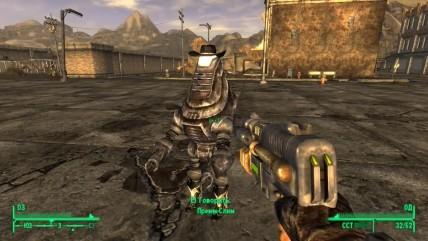 Проект русской озвучки Fallout New Vegas. Голоса жителей Новака
