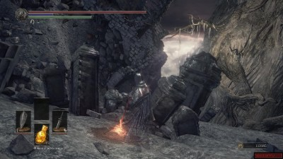 Dark Souls 3 The Ringed City - прохождение 1