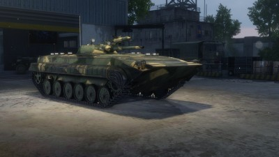 Китайская техника в Armored Warfare