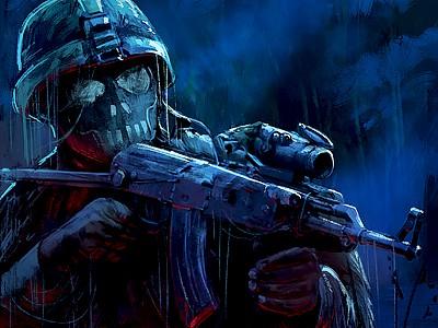 """Втрое большая карта и две сотни игроков в матче. Инсайдеры разузнали о """"королевской битве"""" в Modern Warfare"""