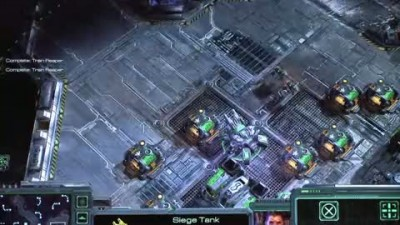 "Starcraft 2 ""PAX 2008: Troublesome Gameplay (Cam)"""