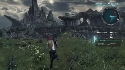 "Xenoblade Chronicles X ""Геймплей"""
