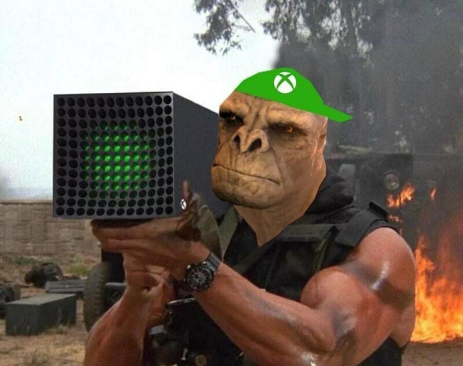 """""""Наш официальный символ"""": Фил Спенсер высказался о ставшем мемом бруте из Halo Infinite"""